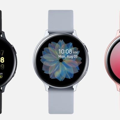 Galaxy Active Watch 2 obtiene SmartThings Find en una actualización repleta de funciones