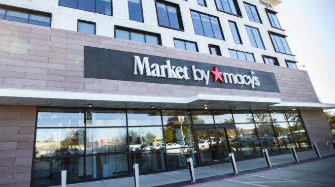 Macy's abre el segundo mercado de Macy's en Texas