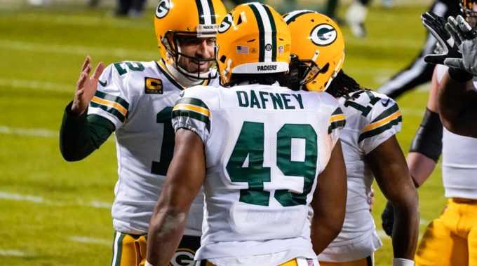 El mariscal de campo de los Packers, Aaron Rodgers, reflexiona sobre la temporada regular 'especial'