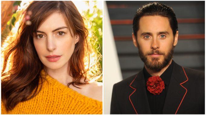 Anne Hathaway y Jared Leto protagonizarán la serie WeWork en Apple