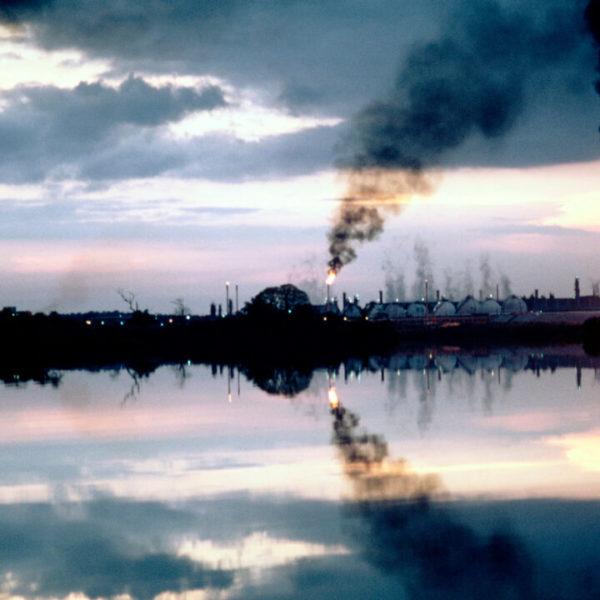 México renuncia a su liderazgo ambiental