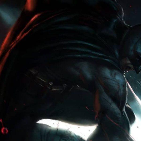 Batman de Ben Affleck vence a Joker a una pulpa sangrienta en DC Fan Art