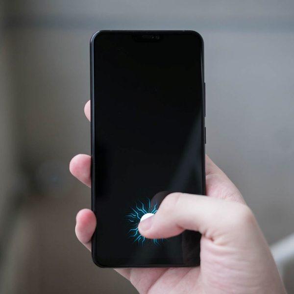 El próximo iPhone podría tener un escáner de huellas dactilares en pantalla