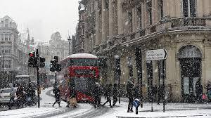 España ha registrado el clima más frío de la historia