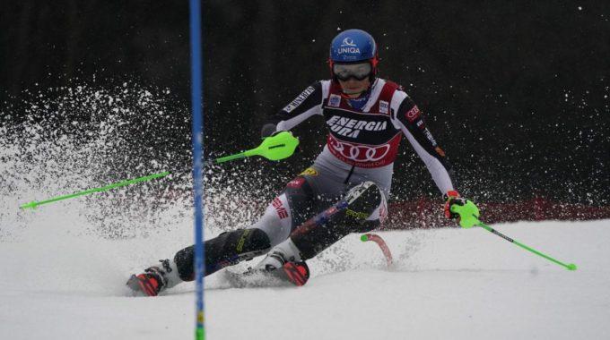 Petra Vlhova gana el evento de slalom de la Copa del Mundo en Croacia; Estadounidense Mikaela Shiffrin 4th
