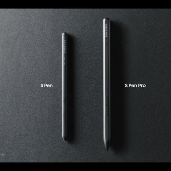 Samsung S Pen Pro es un lápiz óptico del tamaño de un lápiz para el S21 Ultra