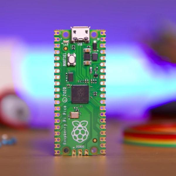 Raspberry Pi anuncia un microcontrolador de $ 4