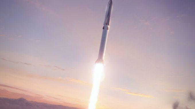 SpaceX apunta a una nueva y audaz estrategia de 'captura' para el aterrizaje de cohetes súper pesados
