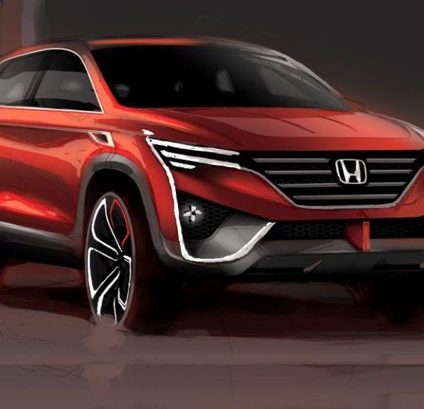EE.UU. obtendrá su propia versión del Honda HR-V de próxima generación