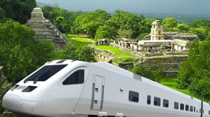 México acelerará la construcción del tren Maya