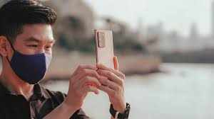 Samsung muestra su primera cámara debajo de la pantalla, pero no llegará a los teléfonos