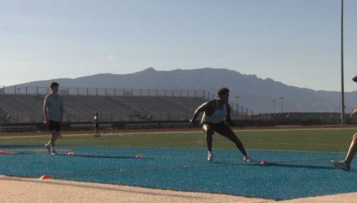 Los deportes de secundaria de Nuevo México permanecen en el limbo