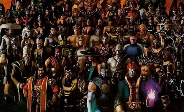 "Oh, gracias a Dios, la nueva película de Mortal Kombat trata sobre la ""familia"""