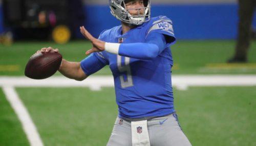 El paquete de intercambio de Speculated Broncos por Matthew Stafford incluye Drew Lock