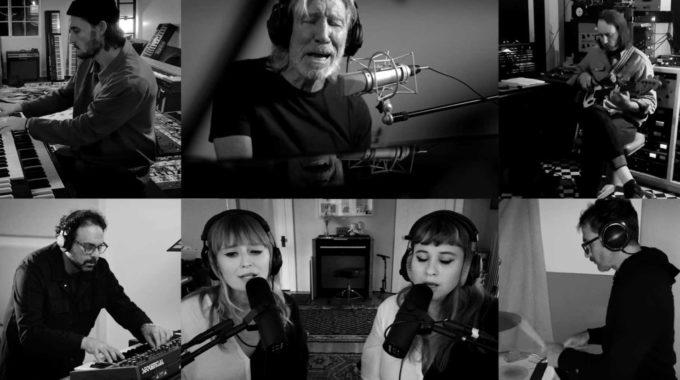 """Roger Waters lanza nueva grabación y video para """"El sueño del artillero"""""""