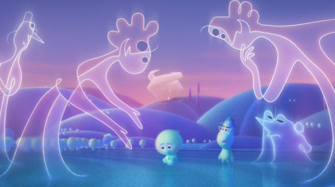 'Soul' de Pixar fue tan popular en streaming que superó a 'The Office'