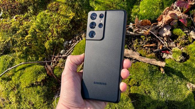La característica oculta asesina del Samsung Galaxy S21 Ultra acaba de ser revelada