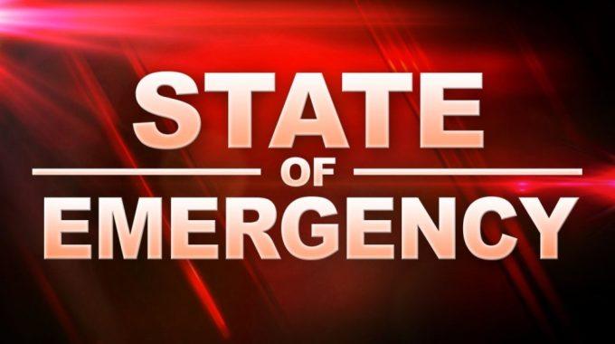 Estado de emergencia declarado en el condado de Lawrence, Ohio