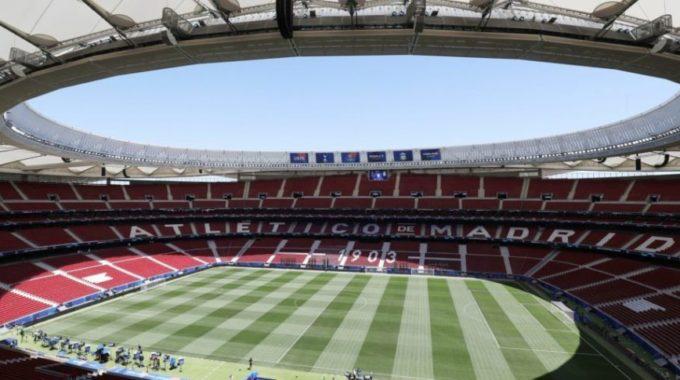 El Atlético de Madrid no puede jugar contra el Chelsea en España tras la confirmación del gobierno