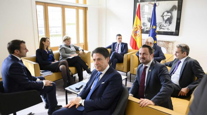 España considera el alivio de la deuda de las empresas mientras persiste el dolor causado por los virus