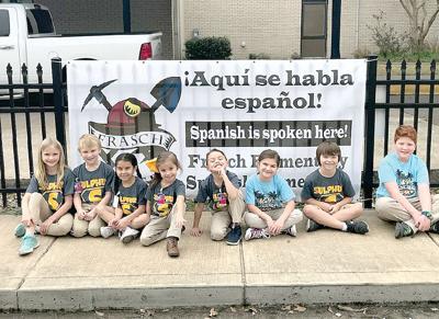 Programa de inmersión en español de Frasch Elementary