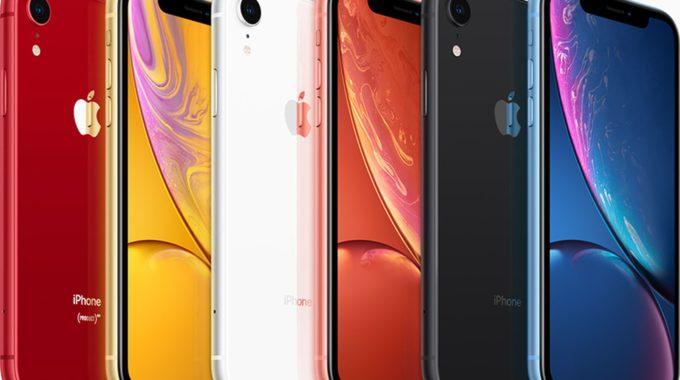 Apple vuelve a la cima en ventas globales de teléfonos inteligentes
