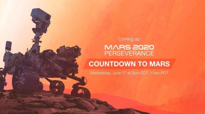 La NASA ofrecerá un espectáculo en español para el aterrizaje del Rover Perseverance en Marte