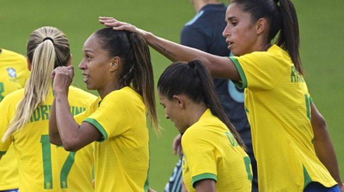 Marta acerta como Brasil vence a Argentina en la Copa SheBelieves