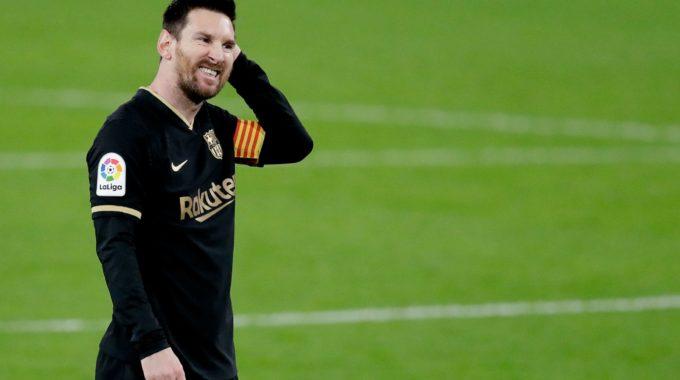 Messi reduciría la presión fiscal a la mitad si jugara en Italia en lugar de España – Tebas