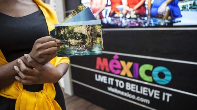 México reporta leve mejora en su industria turística