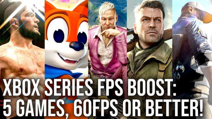 La nueva función FPS Boost de Xbox puede duplicar la velocidad de fotogramas para juegos compatibles con versiones anteriores
