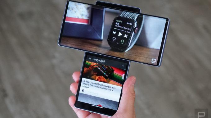 LG cerrará el negocio de teléfonos inteligentes en julio para centrarse en el hogar inteligente y la robótica