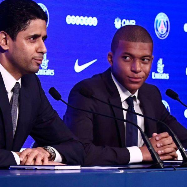 Mbappé le dice al PSG que quiere mudarse, mira el verano para el cambio del Real Madrid