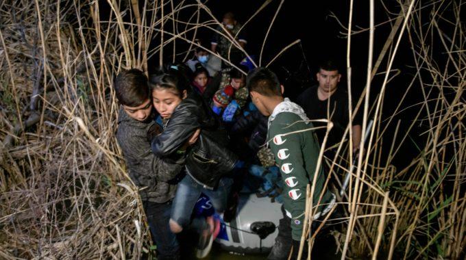 México planea más seguridad fronteriza con enfoque en menores migrantes