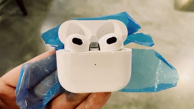 'AirPods 3' y 'Apple Pencil 3' casi listos para su lanzamiento, dice el filtrador