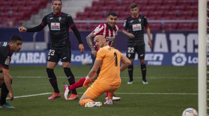 El Atlético aumenta su ventaja en España tras el empate del Real Madrid