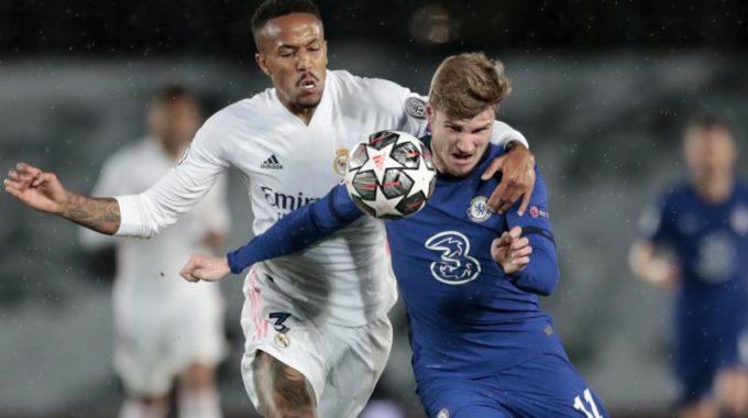 El Madrid se alegra de seguir jugando tras las luchas contra el Chelsea