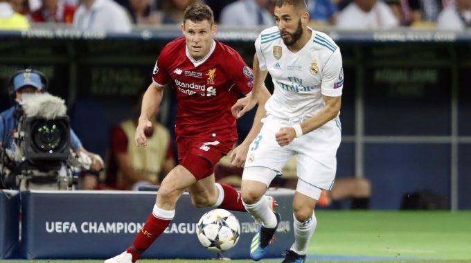 3 razones por las que el Real Madrid vence al Liverpool el martes
