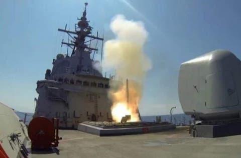 Fragata española completa su despliegue como buque de mando de la OTAN