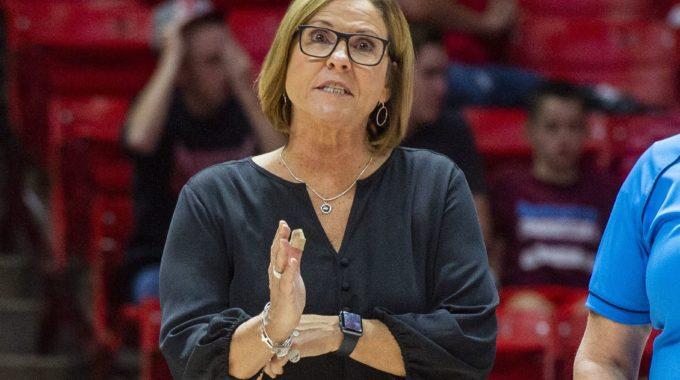 El voleibol de Utah ha logrado una construcción lenta y constante en el poder de Pac-12 a medida que llega otra carrera del Torneo de la NCAA