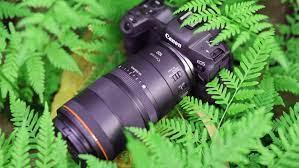 Canon anuncia la cámara sin espejo EOS R3 pro en desarrollo