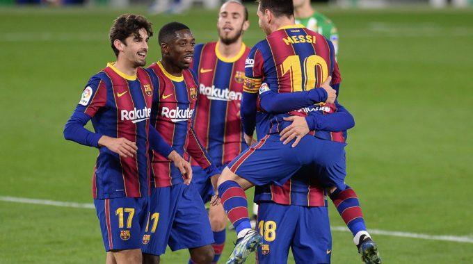Barcelona mejor equipo de Europa en esta medida de ataque