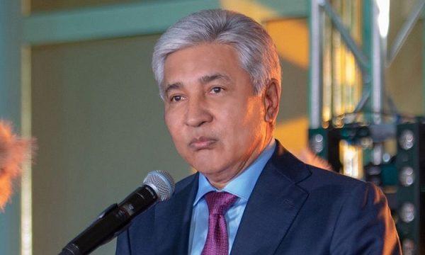 Imangali Tasmagambetov homenajeado por ESAM por su contribución al desarrollo del estado de Kazajstán