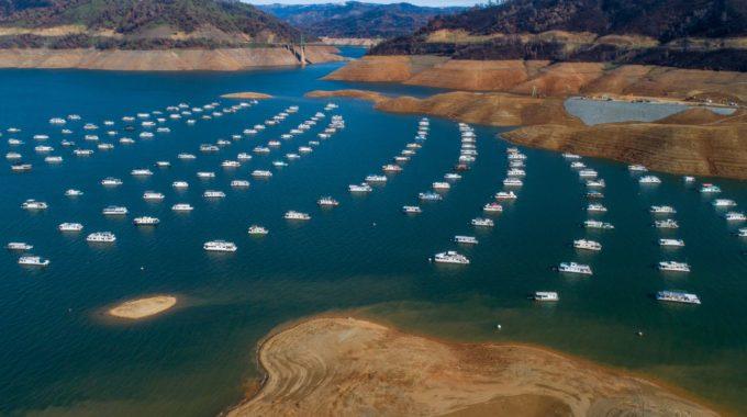 Los embalses de California al 50% de su capacidad mientras se avecina la sequía