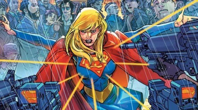 Warner Bros.Confirma que la película en solitario de Supergirl aún está en desarrollo