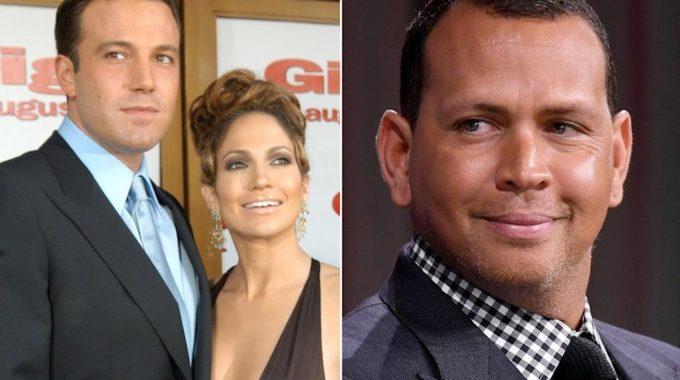 La descarada respuesta de Alex Rodríguez a J Lo y Ben Affleck's Reunion Speaks Volumes