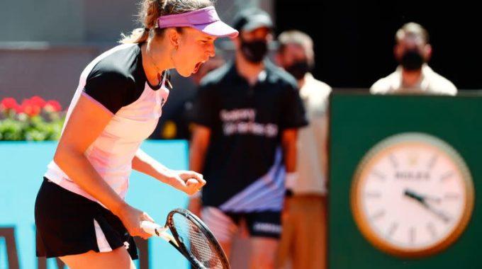 Resumen de la WTA: Elise Mertens sorprende a Simona Halep en Madrid