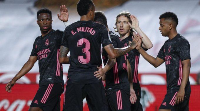MADRID – El Real Madrid no ceja en su afán por alcanzar al Atlético de Madrid y repetir como campeón de la liga española.