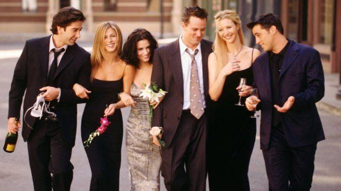 """La reunión de """"Friends"""" lanza el primer tráiler días antes del lanzamiento del 27 de mayo"""