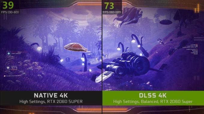 Nvidia agrega los primeros títulos DLSS VR, incluido No Man's Sky